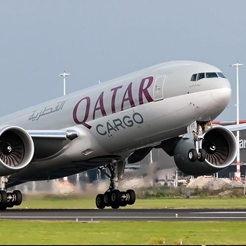 avion de carga qatar
